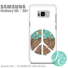 Earth in peace Phone Case for Samsung Galaxy S8 | S8 Plus