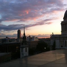 A look over St Paul's - Life outside the M25