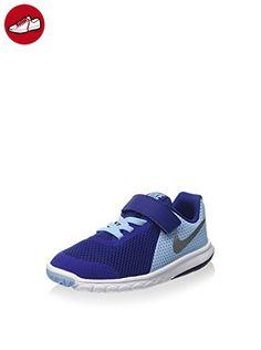 new arrival ffcd9 73287 Nike Unisex Baby Flex Experience 5 (Psv) Sneakers, Azul (Bluecap   Metallic