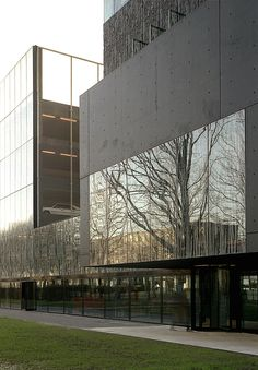 University Library Utrecht | Wiel Arets Architects