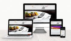 Webdesign - Mietkochagentur WebdesignLand
