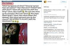 Status Facebook Afni Mallehoy Cewek Patah Hati Yang Ingin Mati Jadi Viral
