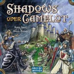 3-7 Players / 60-80 min. –– Shadows over Camelot on BoardGameGeek