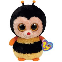 "beanie boos | TY Beanie Boo Buddy 9"" Plush - Sting The Bee"