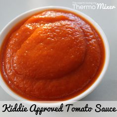 Kiddie Approved Tomato Sauce