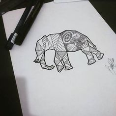 DISEÑO DISPONIBLE   #tattoo #tattooed #tattoocommunity #tattooart #tattoodesign #design #designer #diseño #tatuaje #tat #inked #ink #elefante #elephant #universo #universe #Star #planetas #puntillismo #point #pointillism #dotwork #geométrico #geometric #followers #followme #me #follow4follow #amazing #like