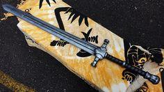 Spada The Witcher #lps #larp #cosplay #grv #forgiadellupo #brenin #latex #weapon #lattice #armi #spada #sword #thewitcher #Geralt