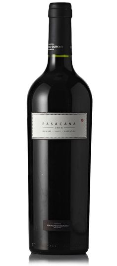 Malbec 70% / Cabernet Sauvignon 15% / Syrah 15% 2012 *Pasacana* - Bodega Fernando Dupont, Jujuy, Argentina --------------------- Terroir: Maimará - Jujuy, Argentina ---------------------- Crianza: 18 meses en barricas de primer uso