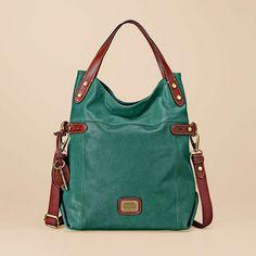 FOSSIL® Handbag Silhouettes Tote:Women Tessa Foldover Tote ZB5289