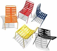 Body To Body Chair for outdoor use. #contractfurniture #outdoorfurniture #furniturefusion #chairs