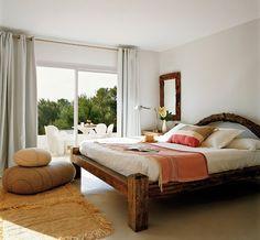 ChicDecó: Una casa con vistas al MediterráneoA Spanish home with views to the sea