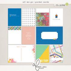 Off We Go | Pocket Cards