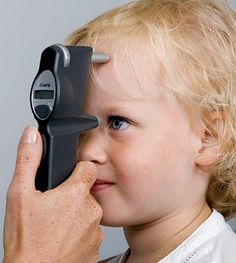 Icare Tonometer - so you don't get that puff of air in your eye that everyone Hates!