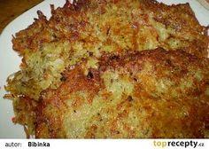 Lahůdková cmunda-bramborák