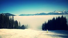 Skiing in #Flachau #Austria