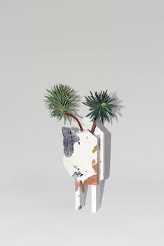 Max Lamb, 'Marmoreal Scrap Scrap Vase No. 3,' 2014, Cultured Magazine
