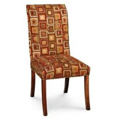 idea for chairs for dining room