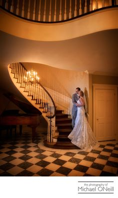 Michael ONeill Wedding Portrait Fine Art Photographer Long Island New York - Mansion Estate Wedding Photographs LI Long Island