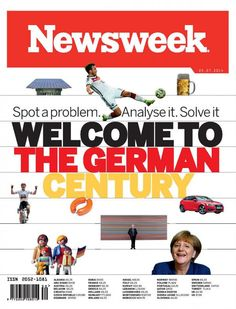 """""""The German Century"""" <~~~ Es freut mich sehr, das zu hören """" -:)."""