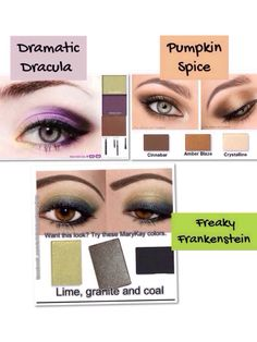Need Some Color In Your Life! 3 Great Eye Looks For Now!