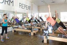 LA Fans: Whether you are looking to crank up the cardio on the treadmill, strengthen and tone on the Pilates reformer, or unleash your inner rockstar with POUND, Fitmix Studio has a #workout that will make you sweat. #fitness