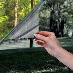 Gila 70% Heat Control Window Film Platinum, 48 inch x 100', Gray