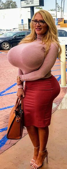 Allegracole tits massive thick big on load think, that you