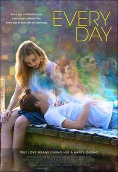 Every Day streaming VF film complet (HD)Koomstream – film streaming 2018 Movies, Movies Online, Love Movie, Movie Tv, Netflix Movie List, Best Romantic Movies, Movie Hacks, Night Film, Bon Film