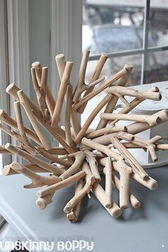Roundup: 15 Ways to Use Driftwood in Our Homes