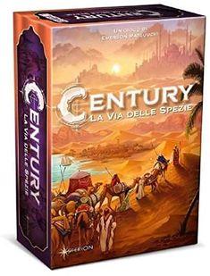 Amazon.com: Century Spice Road Board Games: Toys & Games Games To Buy, Table Games, Board Games, Spices, Boards, Parenting, Amazon, Spice, Planks
