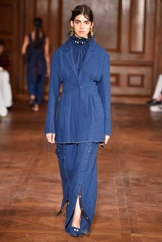Aw17, Mother Pearl, London Fashion, Catwalk, High Neck Dress, Stuff To Buy, Collection, Dresses, Turtleneck Dress