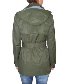 Tommy Hilfiger Womens Hooded Short Double Breasted Trench Coat Army Green XS >>> To view further for this item, visit the image link. (This is an affiliate link) Double Breasted Trench Coat, Tommy Hilfiger Women, Army Green, Fashion Brands, Military Jacket, Hoods, Image Link, Topshop, Jackets