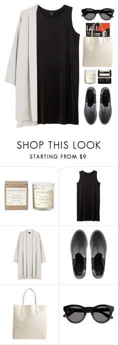 """""""#1008"""" by maartinavg ❤ liked on Polyvore featuring Broste Copenhagen, Monki, Eileen Fisher, ASOS, Rochas, Givenchy and Aesop"""