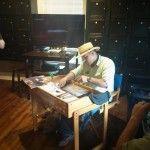 Noel Rojas at Twin City Cigar Company, LLC Winston Salem, NC
