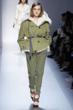 Ermanno Scervino - Fall 2017 Ready-to-Wear