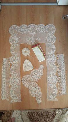 Sleeves Designs For Dresses, Sleeve Designs, Filet Crochet, Diy Crochet, Baby Knitting Patterns, Crochet Patterns, Sewing Projects, Projects To Try, Living Room Decor Cozy