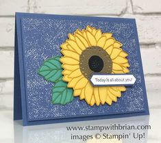 Celebrate Sunflowers, Mini Mates, Stampin Up! Pop Up Card, I Card, Story Starter, Teacher Appreciation Cards, Teachers Day Card, Sunflower Cards, Mary Fish, Stampin Pretty, Happy Mother S Day