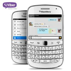 Viber Releases Update To BlackBerry App