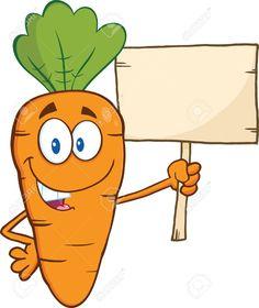 Resultado de imagem para carrot cartoon characters