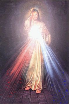 Discover & share this Jesus GIF with everyone you know. GIPHY is how you search, share, discover, and create GIFs. Divine Mercy Jesus, Divine Mercy Image, Devine Mercy, Jesus Pictures, Religious Pictures, Miséricorde Divine, Jesus Photo, Sign Of The Cross, God Bless You