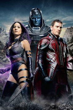 X-Men: Cuộc chiến chống Apocalypse - X-Men: Apocalypse - 2016
