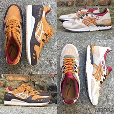 The latest  Workwear  pack from Asics has landed...Find both the 9f86357be9
