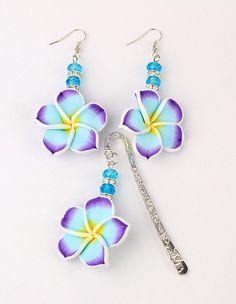 PandaHall Jewelry—Glass Jewelry Sets: Earrings & Alloy Bookmarks/Hairpins | PandaHall Beads Jewelry Blog