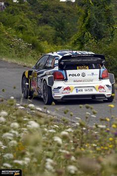 VW Polo WRC - Sebastian Ogier