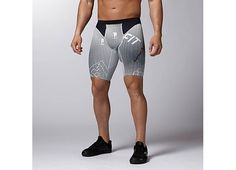 Reebok Men's Reebok CrossFit CNTRL II Compression Short Shorts | Official Reebok Store