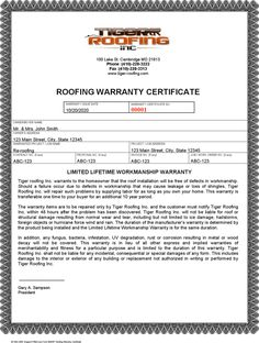 image result for templates warranty card