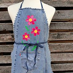 Pocket Garden Apron