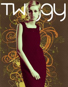 Twiggy by Carl-Seager on DeviantArt Magazine Mode, Vogue Magazine, Mod Fashion, Vintage Fashion, Twiggy Model, Crop Haircut, Swinging London, Photography Gallery, Trends