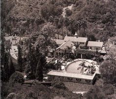 Hotel Bel-Air back in the day...