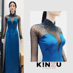 Ao Dai, Traditional Gowns, Buy Fabric Online, Couture Details, Kurta Designs, Beautiful Asian Girls, Designer Dresses, Fashion Dresses, Kebaya